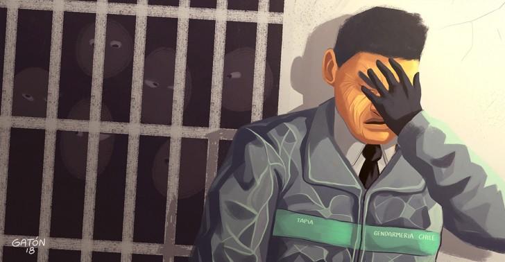 gendarmería, gendarmes, cárcel, prisión