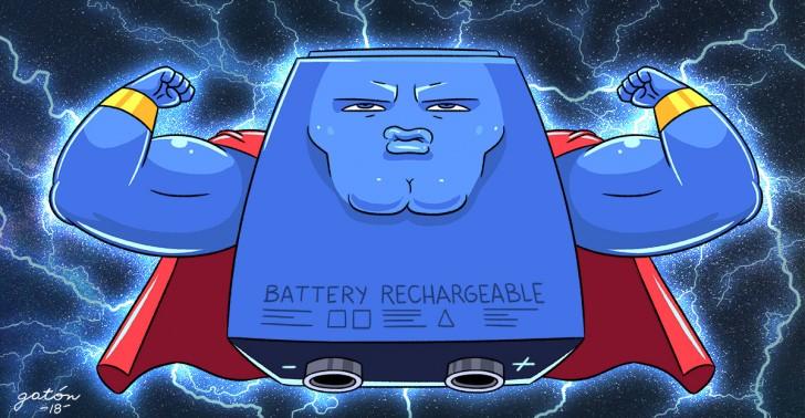 bateria, tecnologia, ciencia, avance, litio, silicio