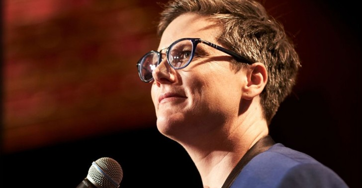 nanette, hannah gadsby, comedia, netflix, stand up, abuso, mujer, feminismo