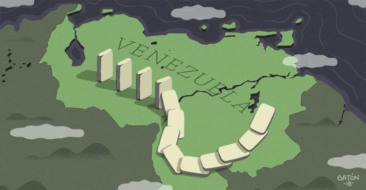venezuela, crisis económica, dólar, bolívar