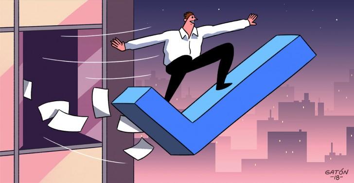 eficiencia, evaluación, gestión, productividad, trabajo, test