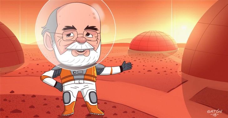 marte, planeta rojo, terraformación, colonización, espacio, carrera espacial, era espacial