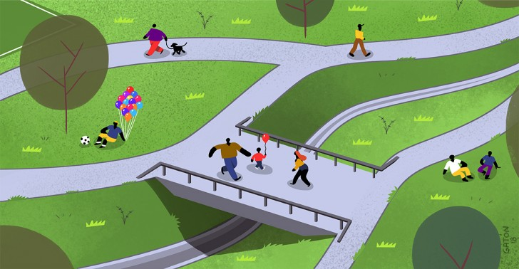 áreas verdes, santiago, parques, cerro navia, pudahuel, urbanismo, parques