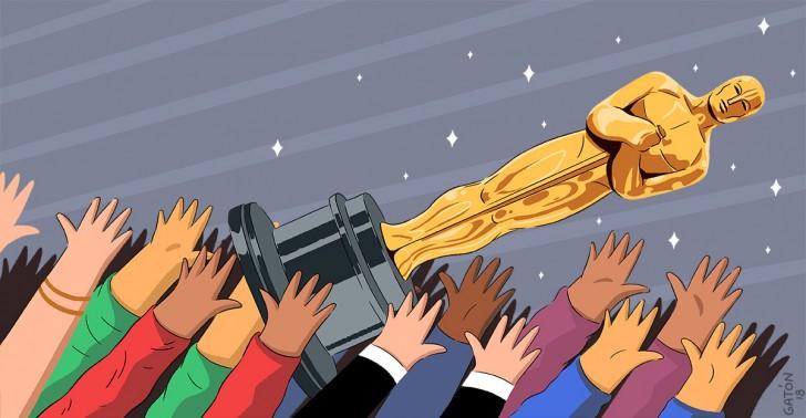 academia, Oscar, premio, público