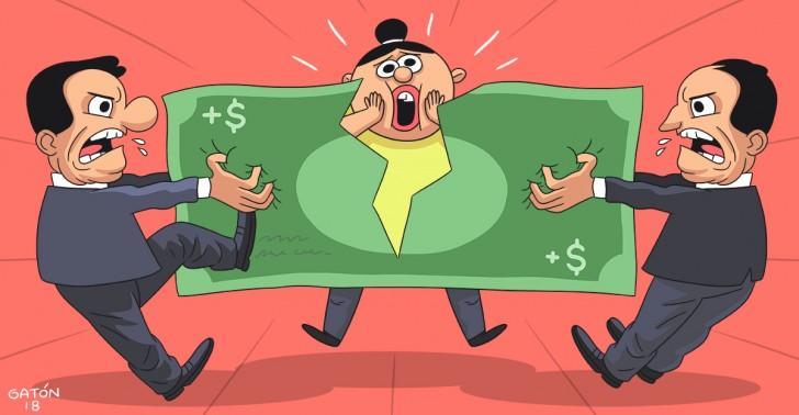 sueldo mínimo, congreso, veto presidencial, plurianualidad, economía