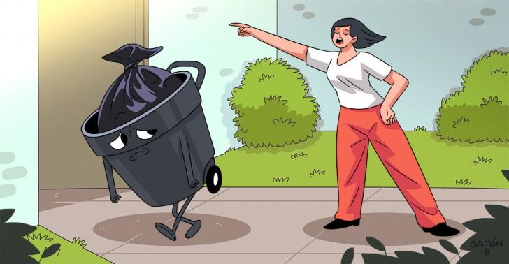 residuos, basura, reciclaje, medioambiente
