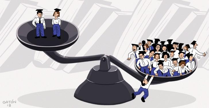 carrera técnica, técnicos, educación, profesional