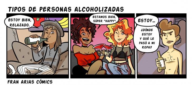 Alcohol, personas, amigos, fiesta, desnudo.