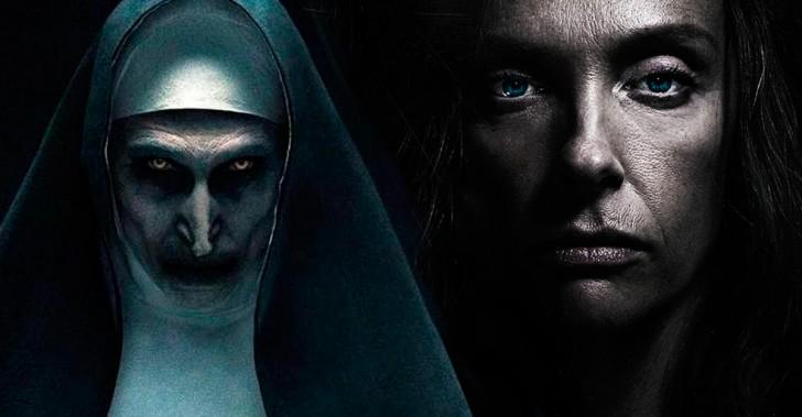 cine, género, terror, susto, la monja