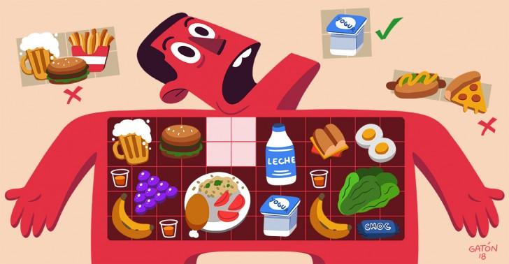 dieta, alimentos, comida, salud, peso.