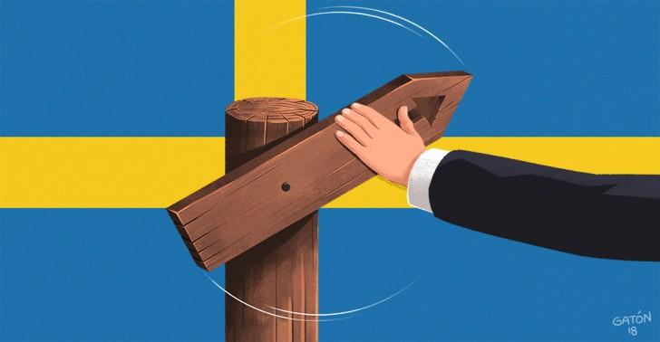 alianzas, demócratas, elecciones, inmigración, suecia, ultra derecha