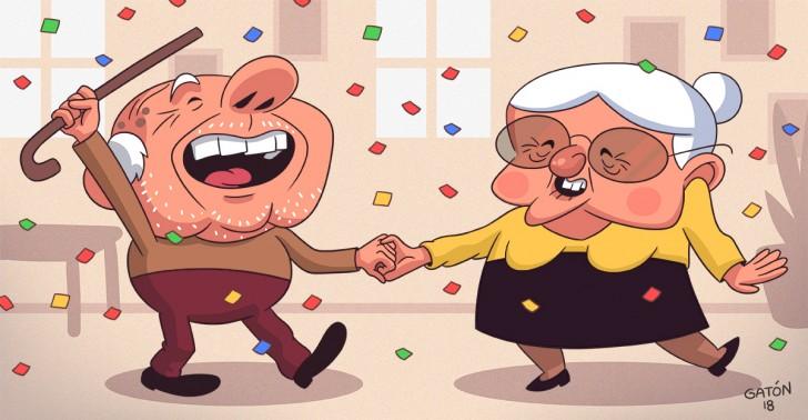 viejo, envejecimiento, tercera edad, adulto mayor, salud, disfrutar