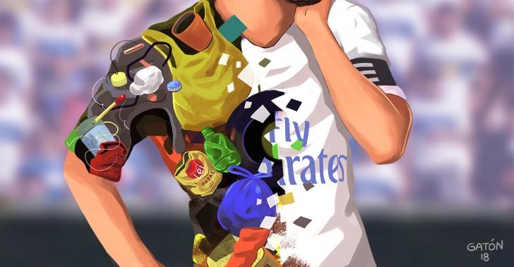El Real Madrid y otros equipos se la juegan por camisetas hechas a ... d4dea8fab4748