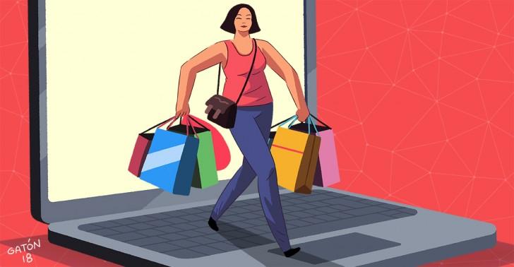 cybermonday, compras, internet, derechos, sernac.