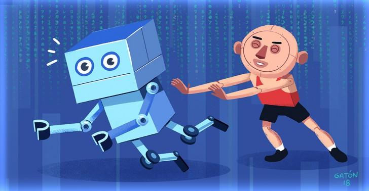robots, ia, tecnología, filosofía, ciencia