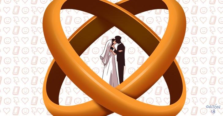 millennials, matrimonio, divorcios, estados unidos, parejas