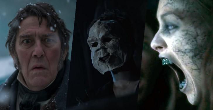 halloween, series, cine, terror