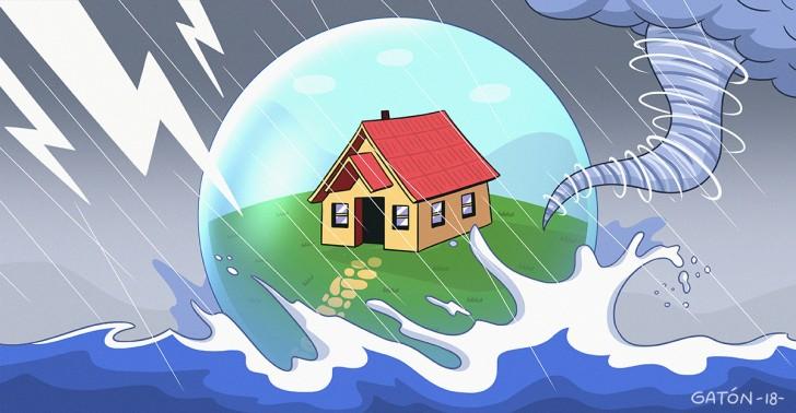 desastre natural, estados unidos, huracán, reconstrucción, prevención, katrina, damnificados