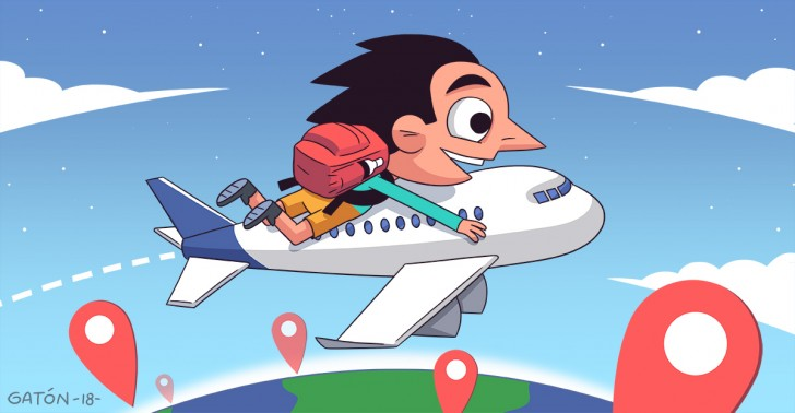 viajes, aventura, guía, consejos, ahorro, visa, turismo