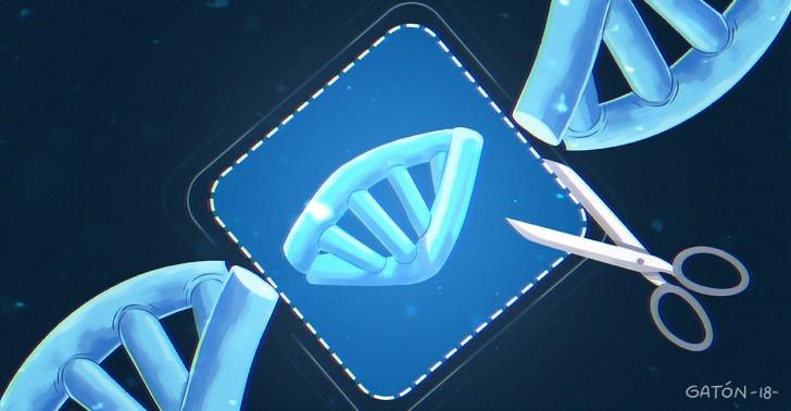 modificación genética, ciencia, ADN, VIH