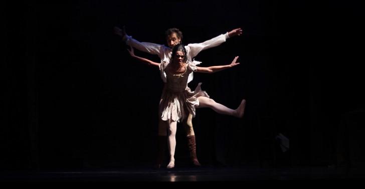 ballet, teatro municipal, fierecilla, Shakespeare, comedia