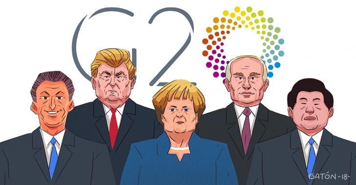 g20, argentina, economía, política, china, estados unidos, cumbre