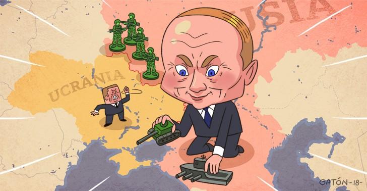 conflicto, crimea, otan, petro poroshenko, rusia, ucrania, unión europea, vladimir putin