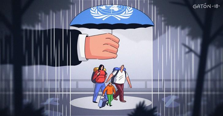 migración, onu, derechos humanos, inmigrantes, acuerdo internacional
