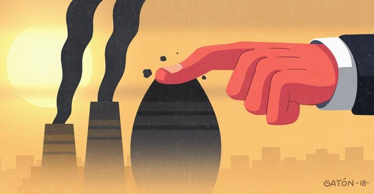 chile, carbón, descarbonización, cop24, emisiones, co2, cumbre de parís, termoeléctricas, medio ambiente
