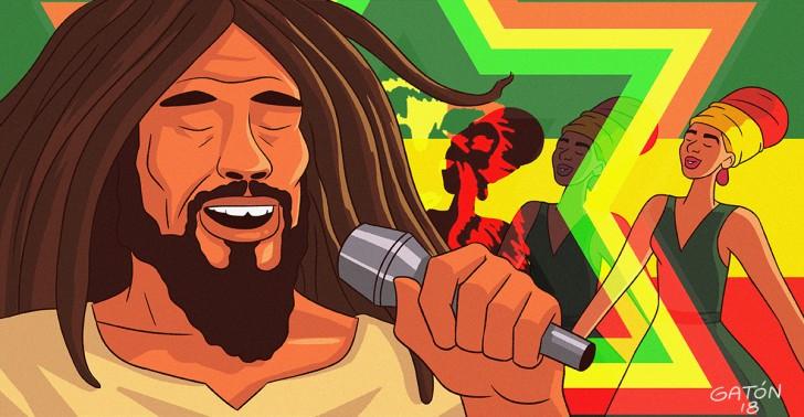 reggae, jamaica, unesco, patrimonio, musica, rastafari
