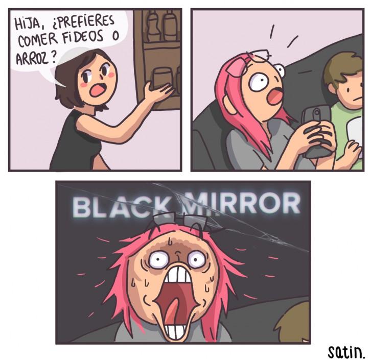 elegir, decidir, decisión, duda, pregunta, black mirror, series,