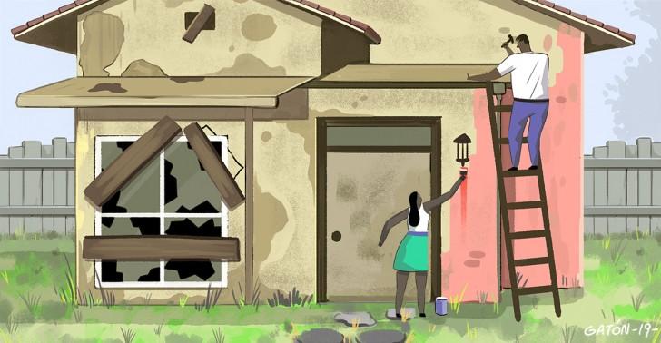 japón, vivienda, casas akiya, demografía, urbanismo