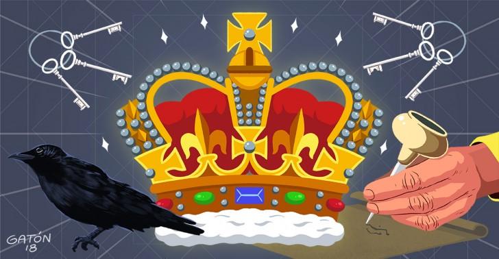 gran bretaña, inglaterra, londres, torre de londres, cuervos, tradiciones, reina