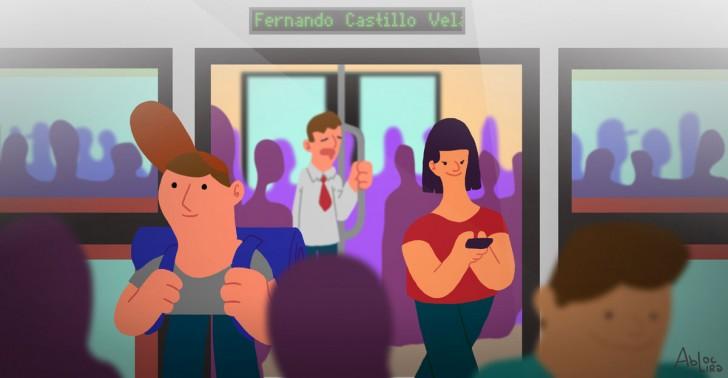 línea 3, metro, metro de santiago, transporte público, santiago, urbanismo