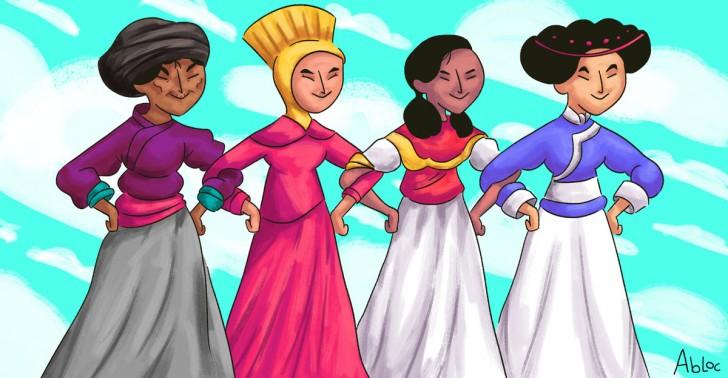matriarcado, mujeres, líderes, antropología