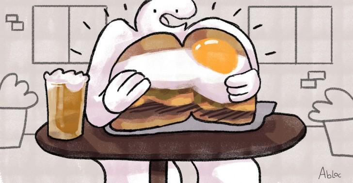 josé ramón 277, sándwich, comida, tour gastronómico