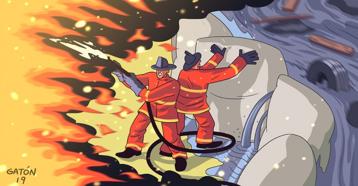 inundaciones, incendios, desastres, chile, ayuda