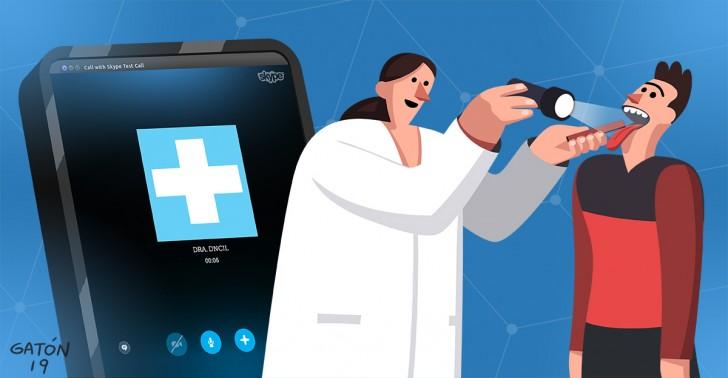 doctor, medicina, pacientes, teledoc, telemedicina, salud, skype