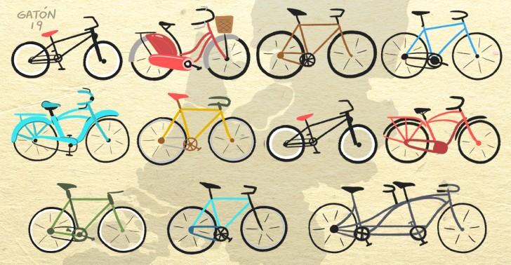 bicicletas, ciclovías, holanda, países bajos, transporte, estacionamientos