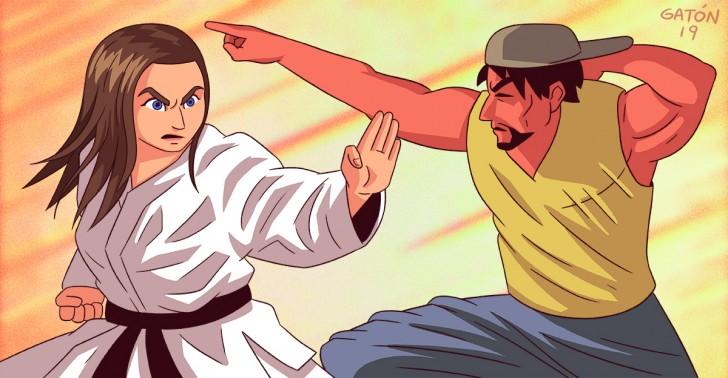 karate, artes marciales, juegos olímpicos, Francia, Tokio