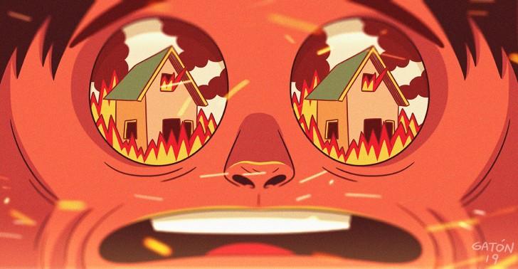 Bomberos, incendios, prevención, hogar