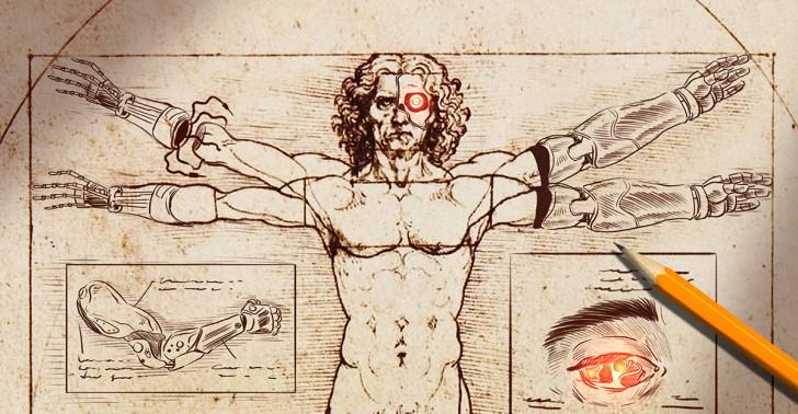 transhumanismo, futuro, tecnología, prótesis