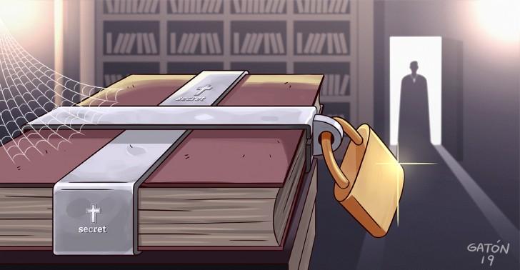 archivos secretos, vaticano, iglesia, desclasificar, registros, investigación