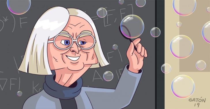premio abel, matematica, karen uhlenbeck, burbujas, ecuaciones, mujer