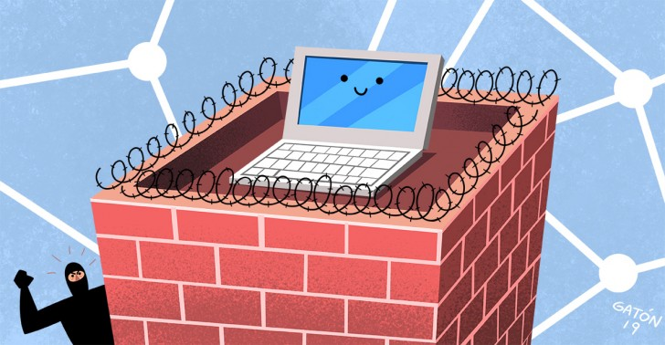 ciberseguridad, empresas, proteccion, datos, caja los andes, internet, datos, tarjetas