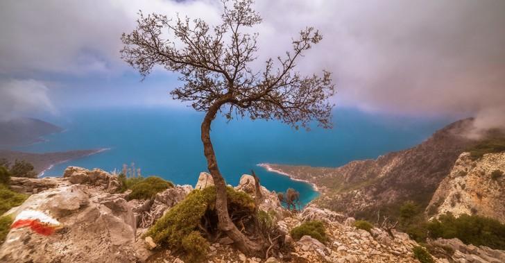 turquía, ruta licia, viajes, trekking