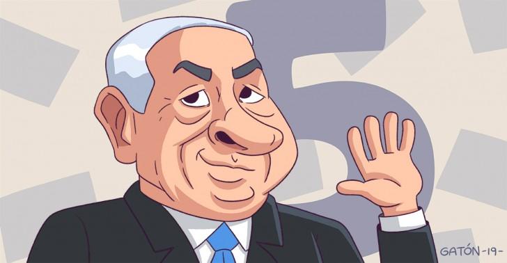 elecciones, israel, primer ministro, benjamin netanyahu