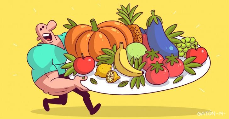 comida, salud, bienestar, alimentación, consejos, nutrición