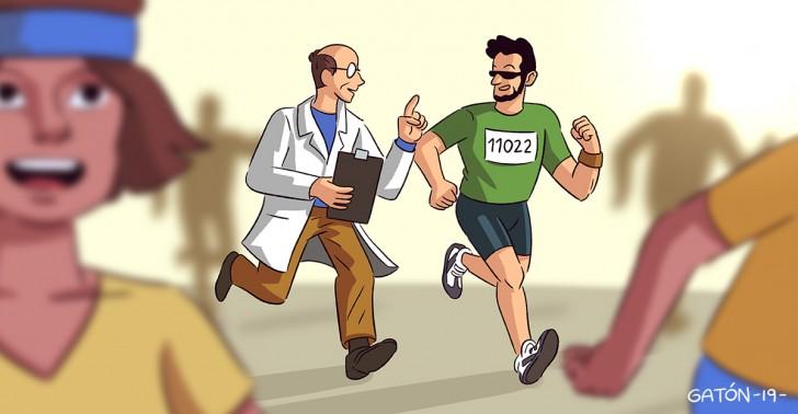 corridas, maratón, correr, running, trotar, vida sana, salud, consejos