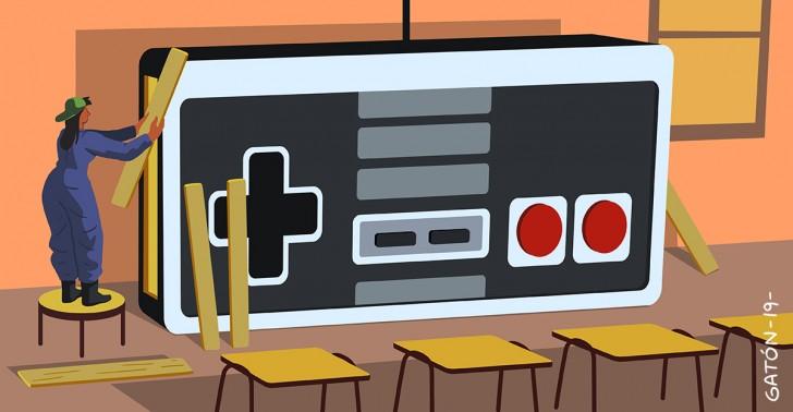tecnología, educación, gamificación, Argentina, Mobbyt, videojuegos